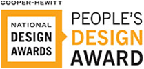 peoples design award 2010