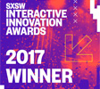 SXSW Interactive Innovation Award 2017
