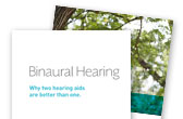 Binaural Hearing Brochure
