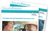 SoundNews Newsletter from Starkey