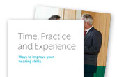 Time, Practice, Experience Brochure