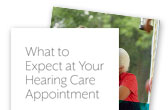 What to expect at your appointment brochure