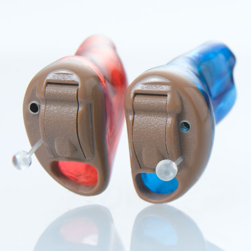 Cic Hearing Aids Completely In Canal Hearing Aids From Starkey